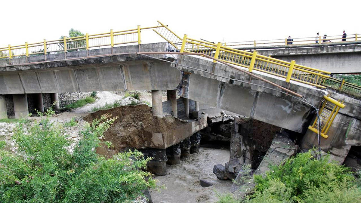 Mashalak Bridge