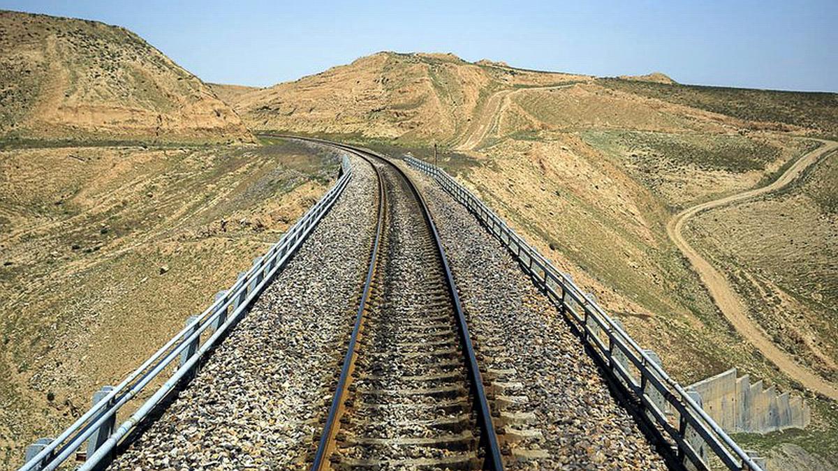 Mashhad- Sarakhs Railway