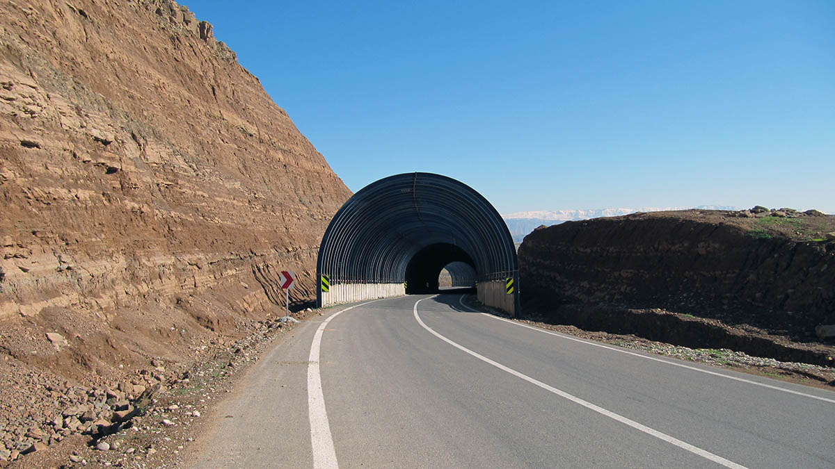 Masjed Soleyman-Lali Replacement Road