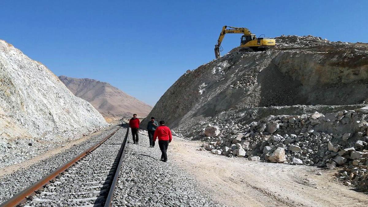 Nahavand- Iran West Railway