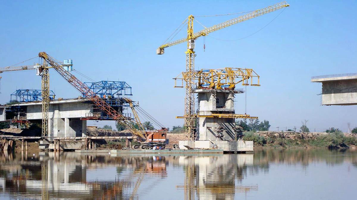 Nezamieh-Miandasht Railway Bridge