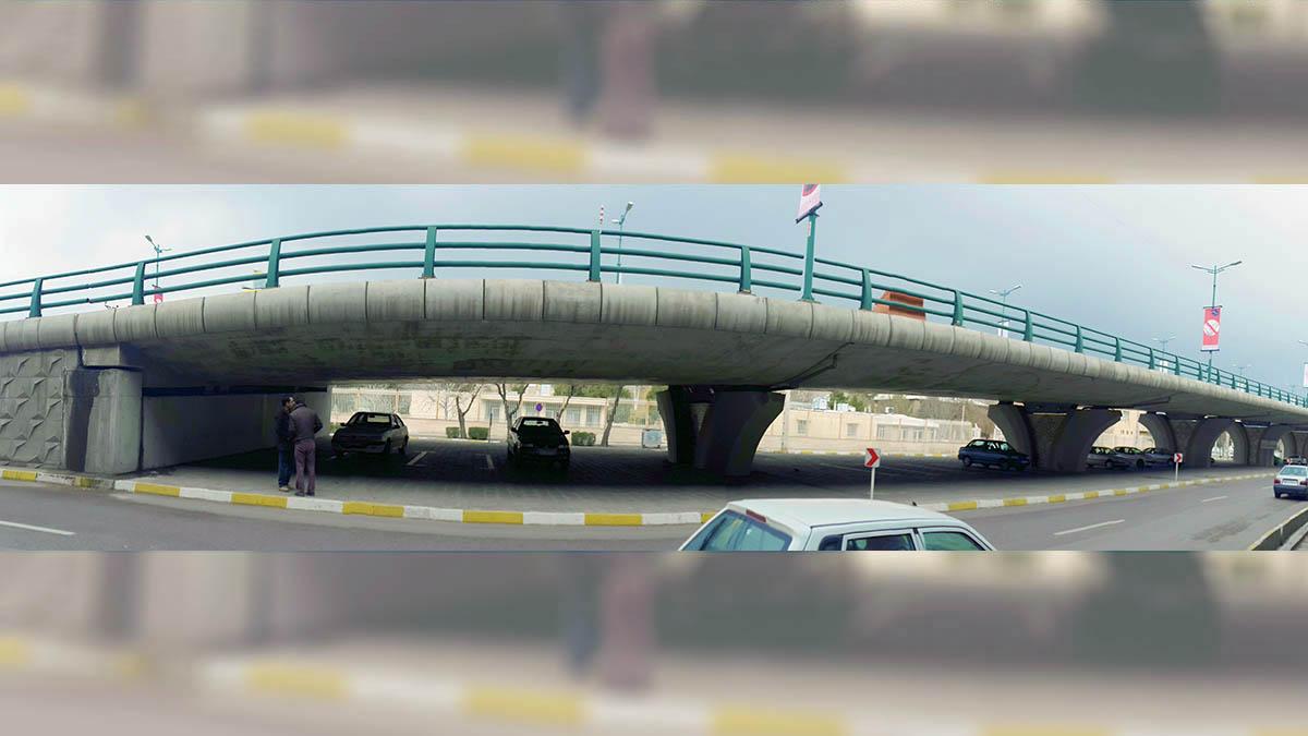 Omran Qazvin Bridge
