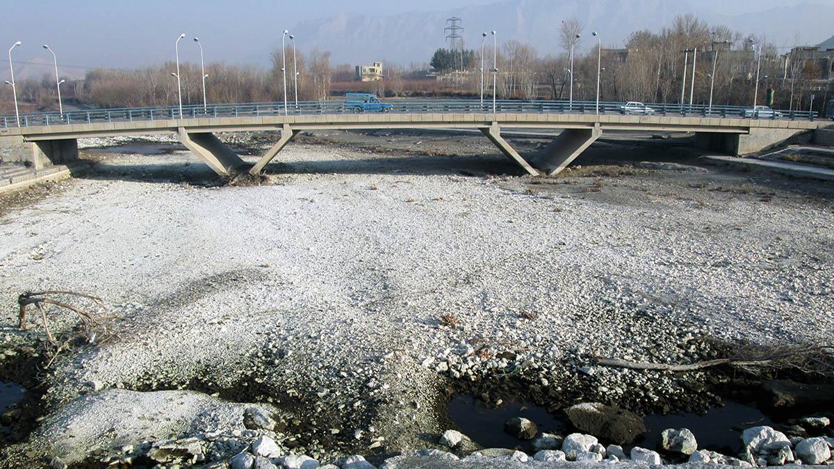 Pir-Bakran Bridge