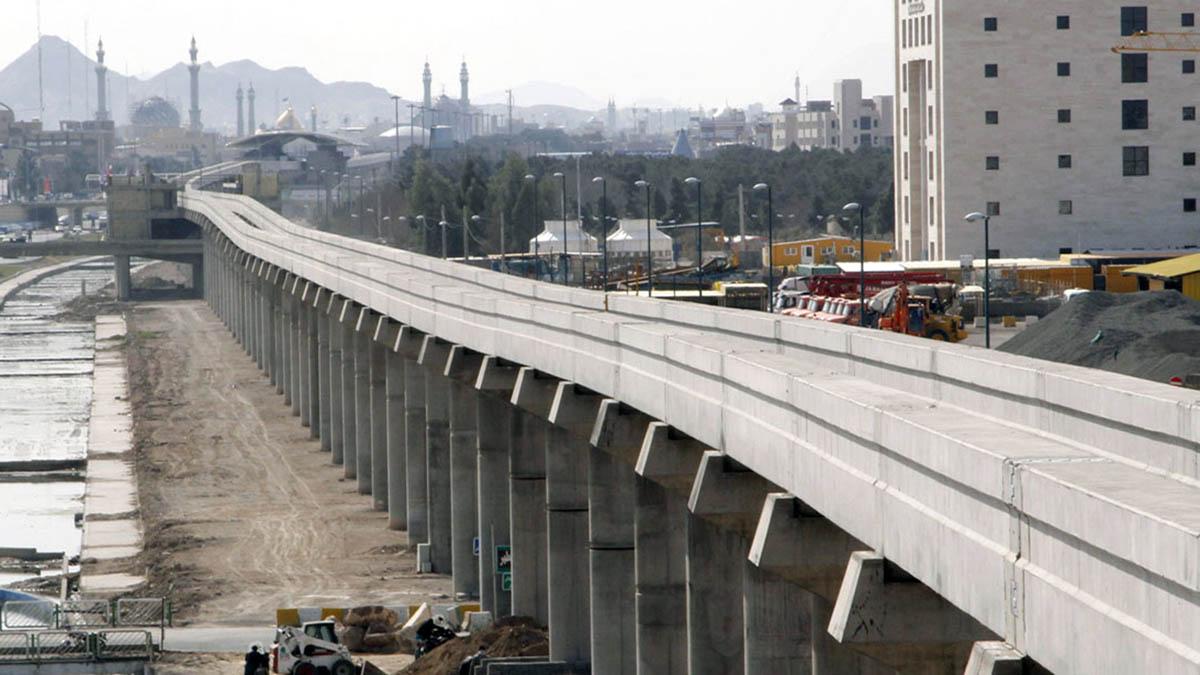 Qom Monorail