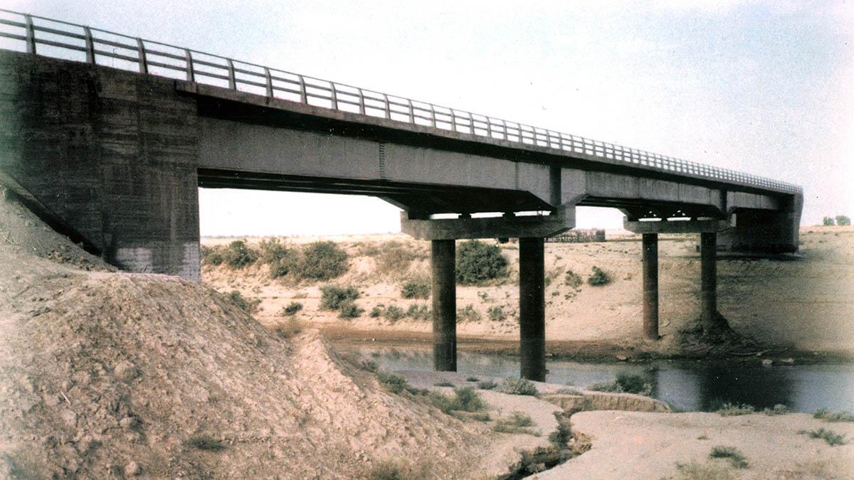 Ramshir Bridge