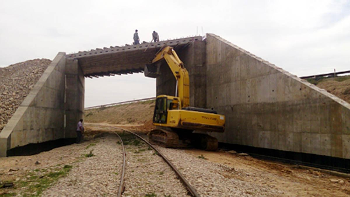 Rehabilitation of Railway Intersections