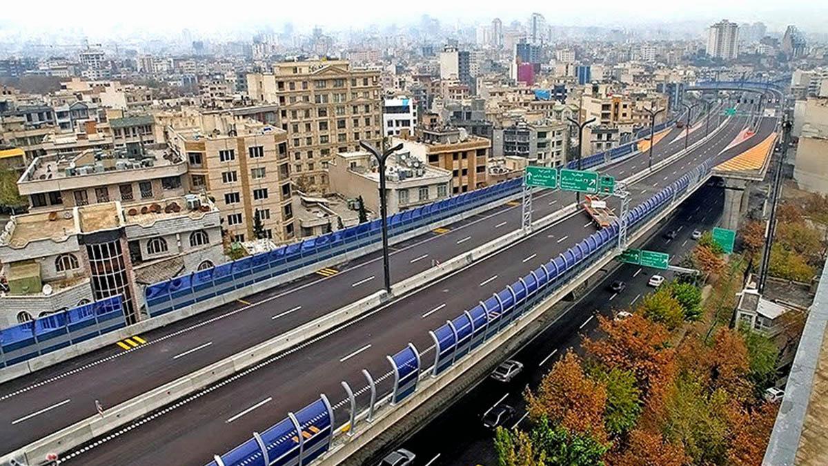 Sadr Elevated Expressway