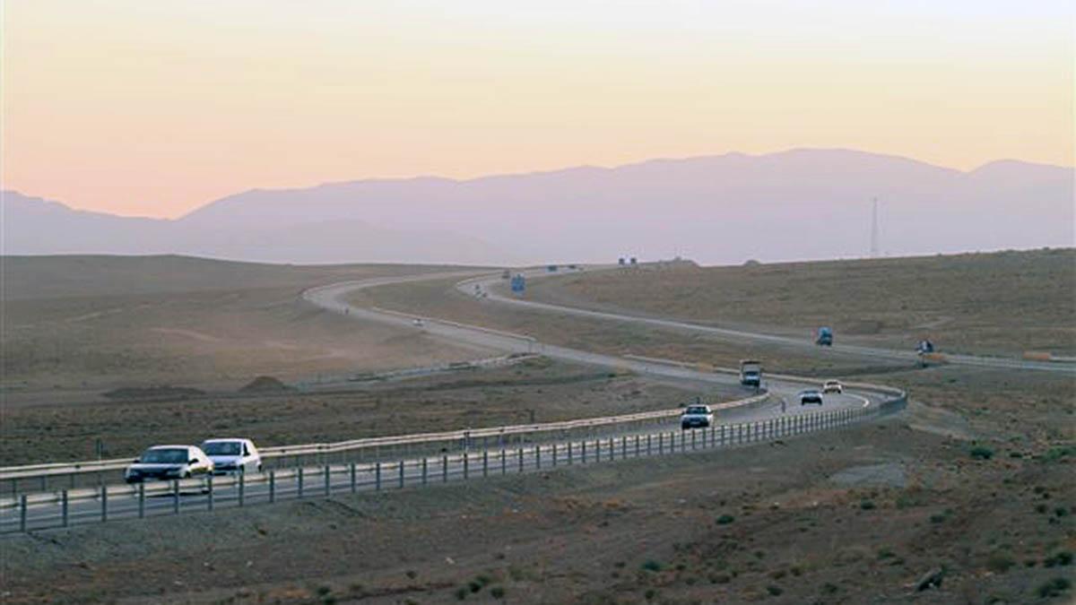 Saveh- Hamedan Freeway