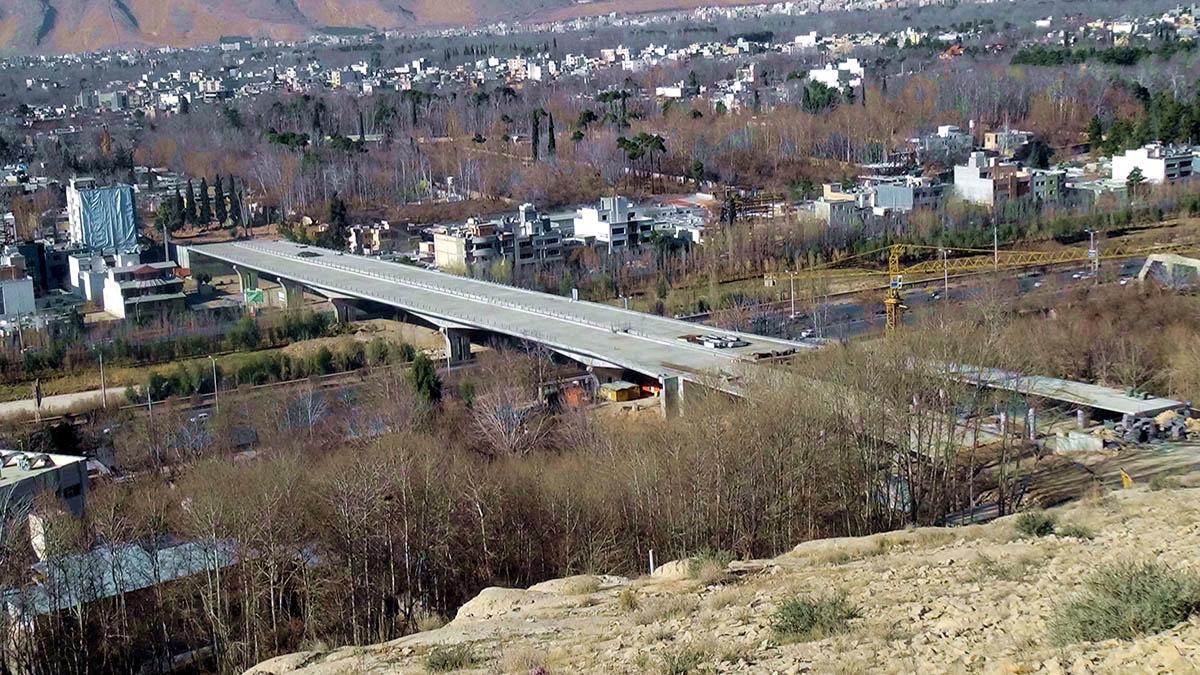 Shahid Chamran Bridge