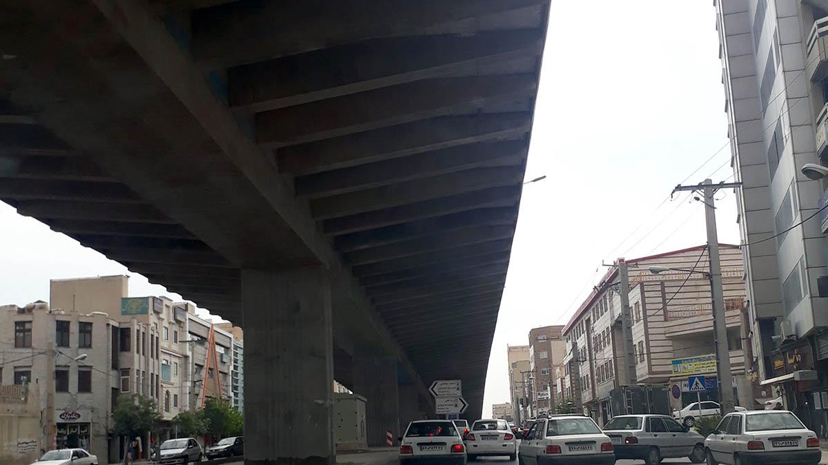 Shariati Arak Bridge