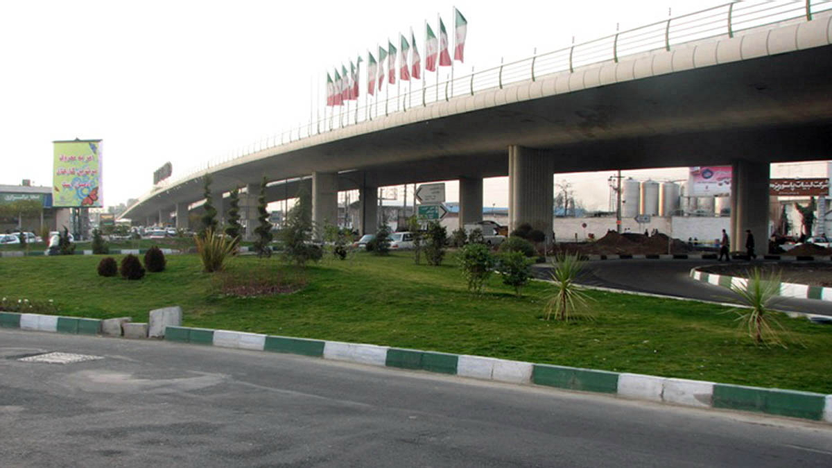 Shir Pastorizeh Bridge