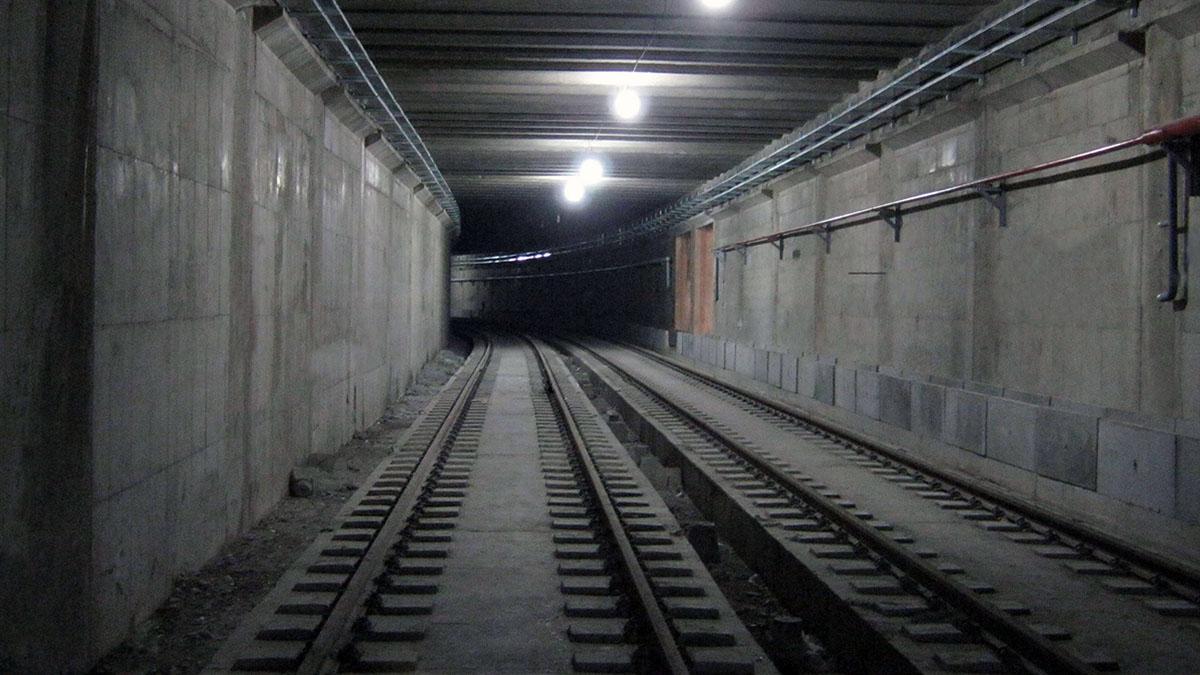 Shiraz Line 1 Urban Railway