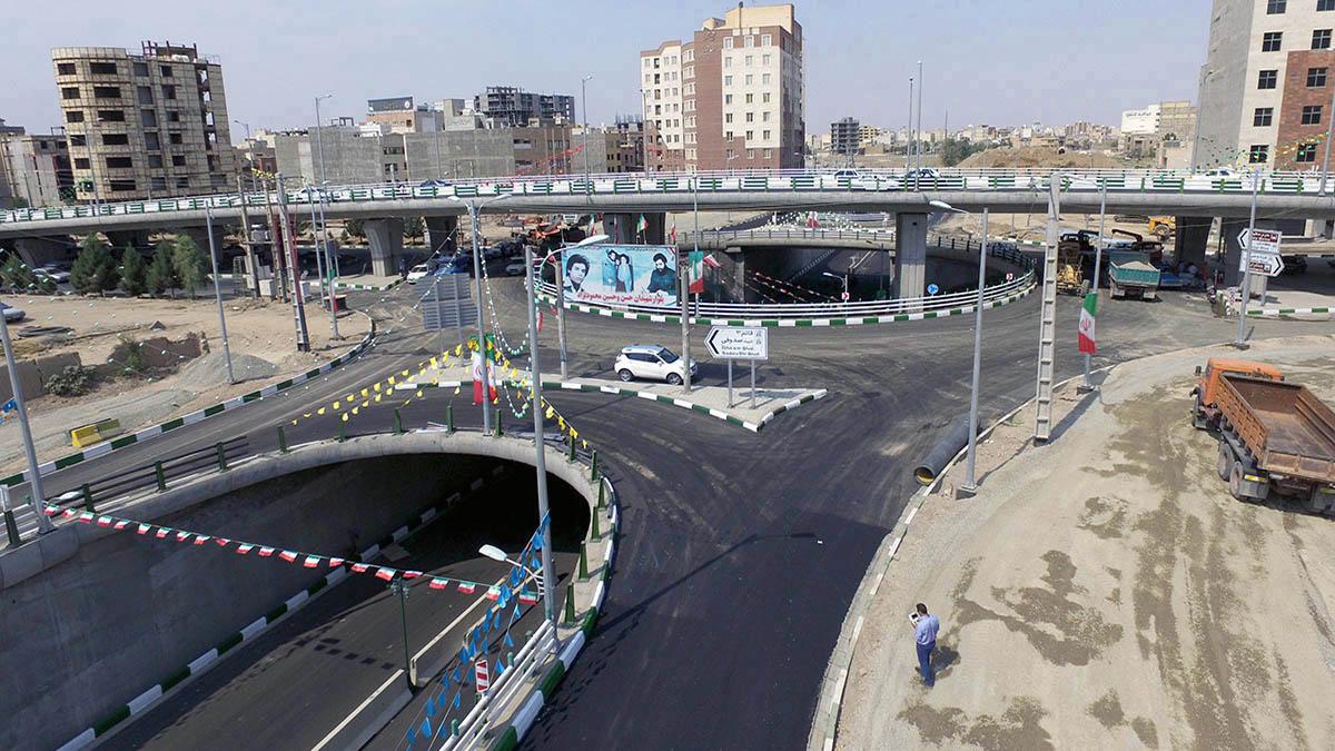 Shohadae Modafee Haram Interchange