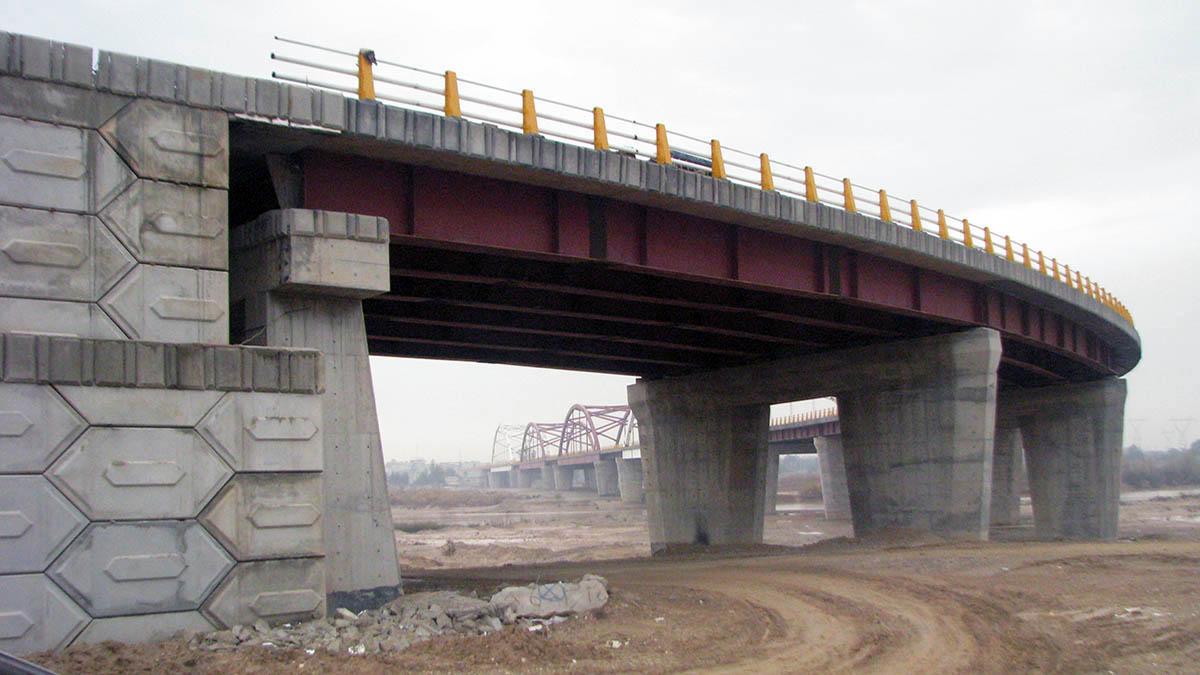 Shooshtar Second Bridge