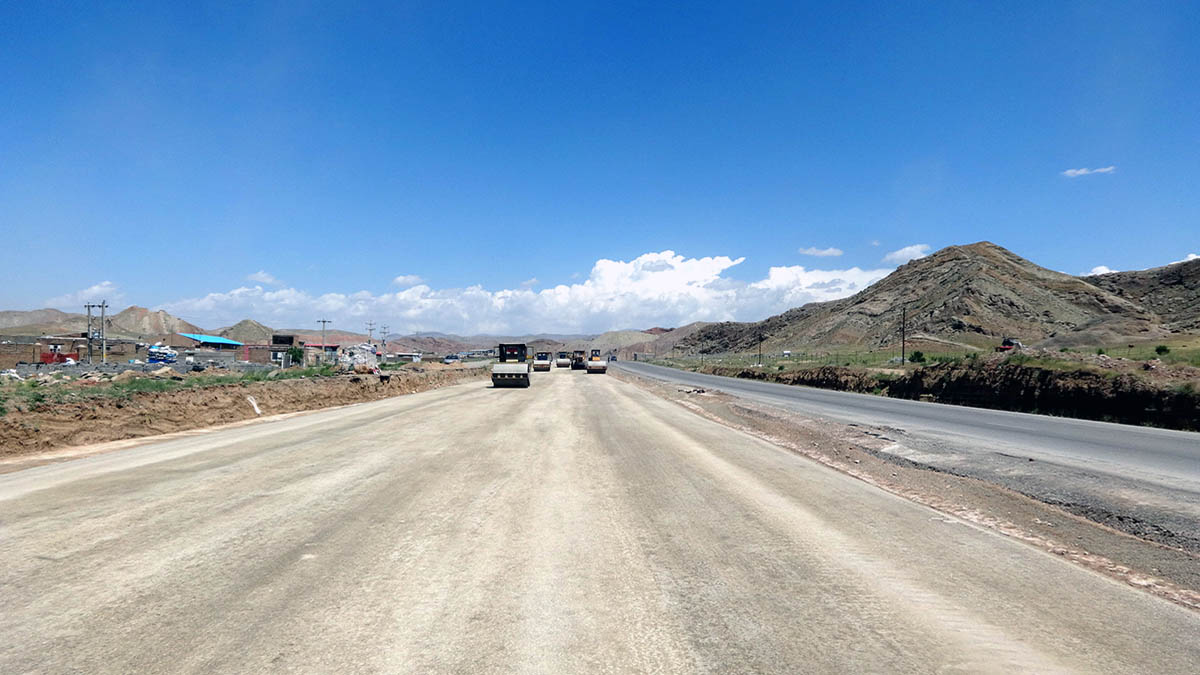 Tabriz- Espiran Expressway
