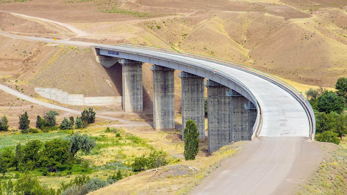 Tabriz-Mianeh Railway Bridges