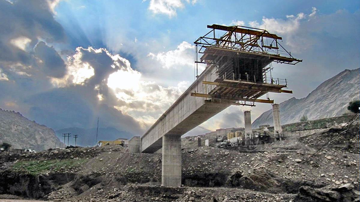 Taleh Zang Bridge