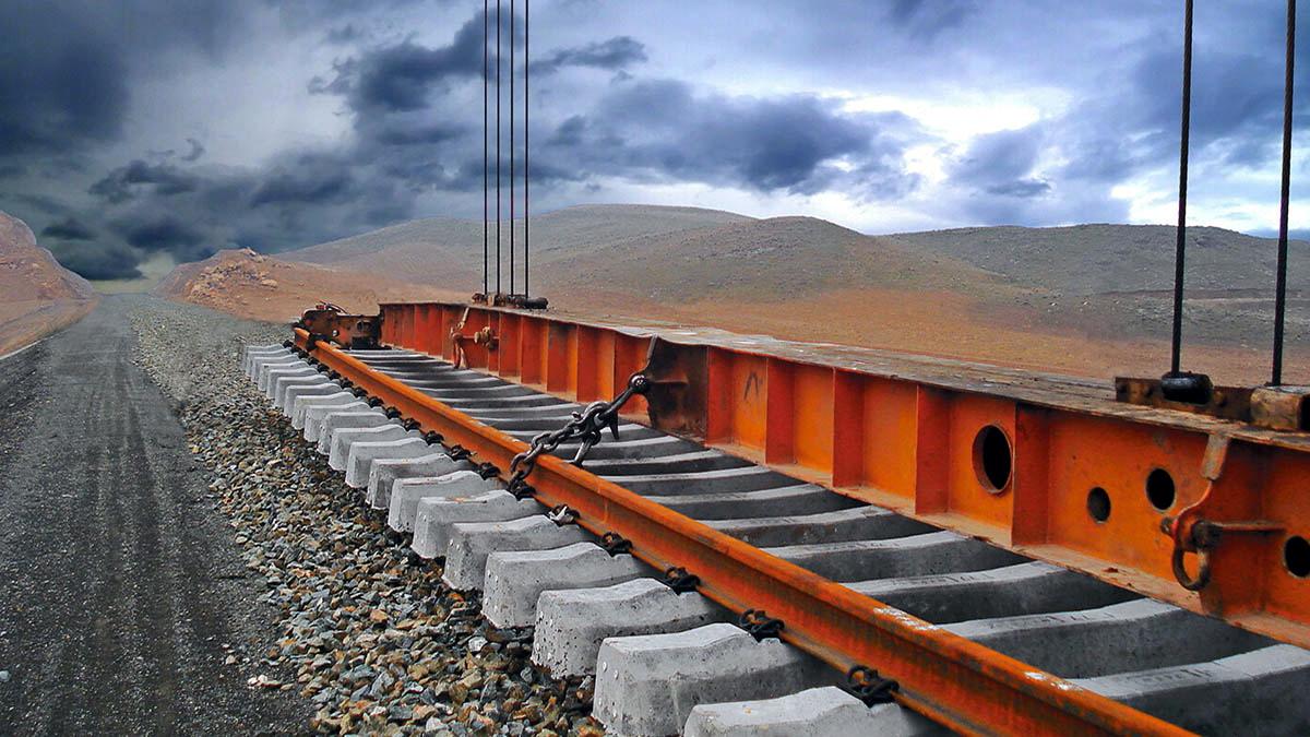 Tehran- Qom High-speed Railway