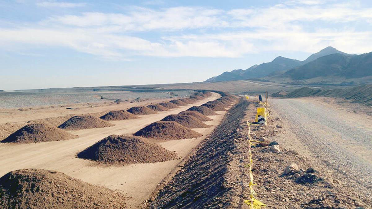 Two Lane Widening Arzhang- Sasan Railway