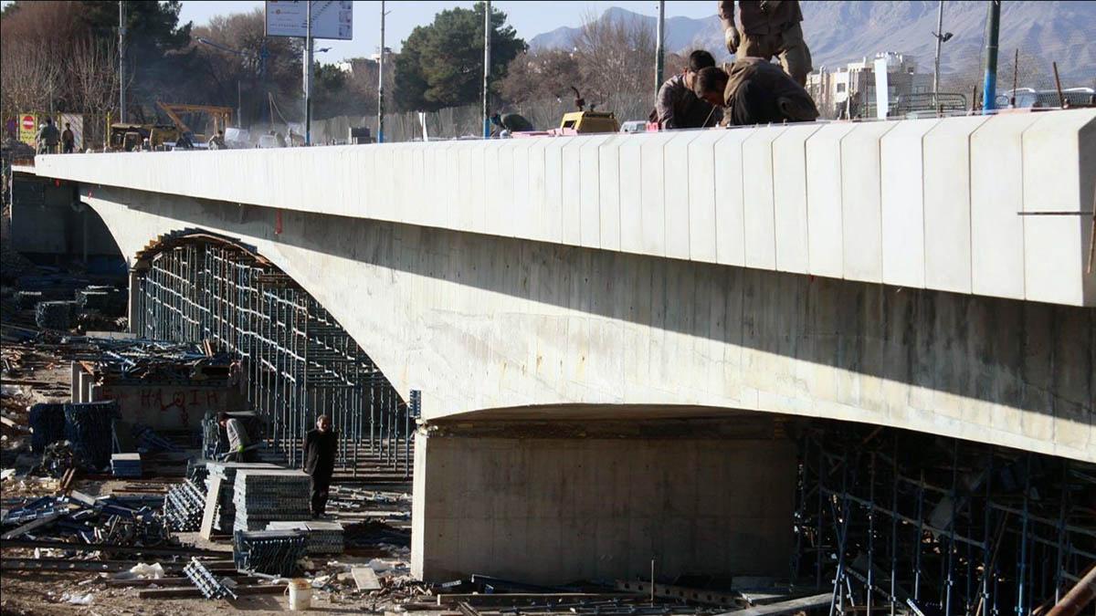 Widening Bozorgmehr Bridge
