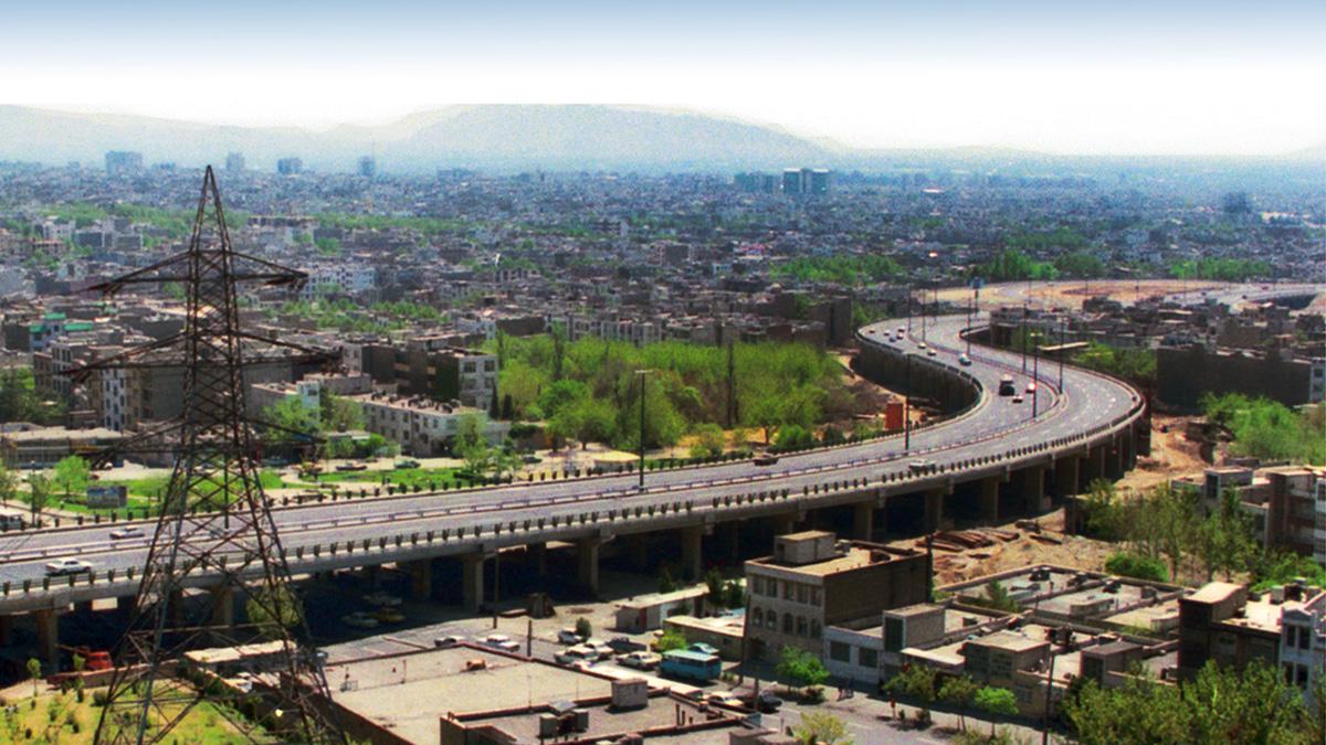Yadegar Imam Elevated Highway