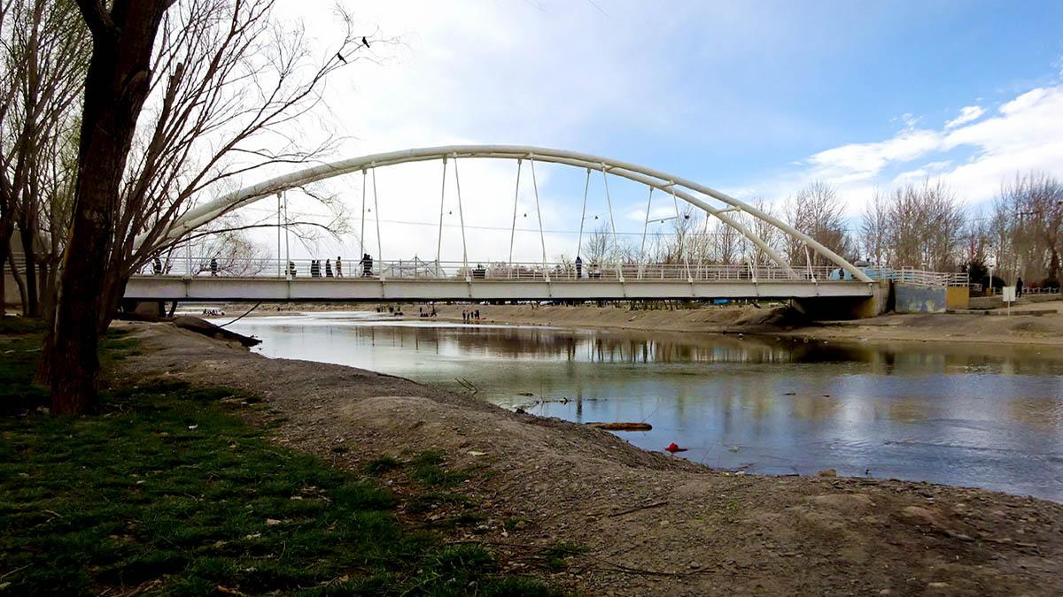 Najhvan Pedestrain Bridge