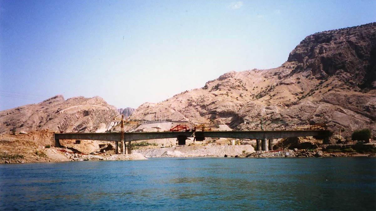 Karoon First Bridge