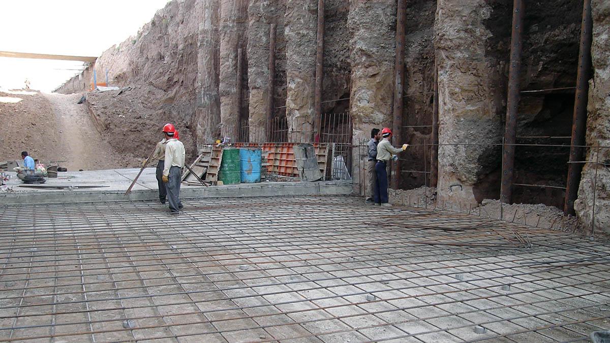 Mianeh- Tabriz Railway Tunnels